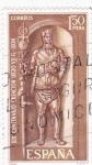 Stamps Spain -  XIX Centenario de la Legio VII Gérmina fundadora de León   (Q)