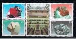 Sellos de Europa - España -  Edifil  3283-86  Minerales de España.
