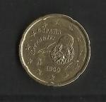 monedas del Mundo : Europa : España :  Cervantes / Error / (nº2)