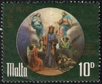 Stamps : Europe : Malta :