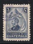 Sellos de America - Guatemala -  José Batres y Montufar.