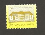 Sellos de Europa - Hungría -  Palacio Forgath