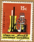 Stamps Africa - South Africa -  Industria