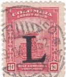 Stamps Colombia -  EL DORADO
