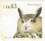 Sellos de Europa - Portugal -  AVE- BUHO