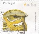 Stamps Portugal -  AVE -NOITIBÓ DE NUCA VERMELHA