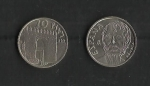 monedas de Europa - España -  Seneca.