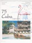 Sellos de America - Cuba -  AVE- FLAMENCO Y Cayo Coco