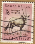 Stamps South Africa -  POSGELD