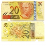 monedas del Mundo : America : Brasil :