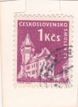 Sellos de Europa - Checoslovaquia -  CASTILLO DE SMOLENICE