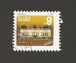 Stamps Hungary -  Vagón
