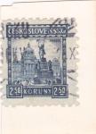 Stamps Czechoslovakia -  CIUDAD DE PRAGA