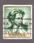 Sellos de Europa - España -  fortuny-día del sello