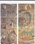 Stamps Spain -  Tapiz de la Creación- Girona-     (R)