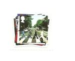Sellos de Europa - Reino Unido -  Beatles  ABBEY ROAD
