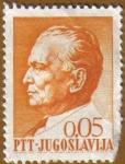 Stamps Europe - Yugoslavia -  Presidente TITO