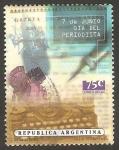 Sellos de America - Argentina -  2033 - 7 de Junio, Día del Periodista