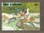 Stamps Africa - Gambia -  DISNEY