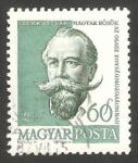 Stamps Hungary -  1366 - Istvan Türr, ingeniero