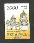 Stamps Europe - Belarus -  778 - Castillo de Mir