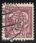 Sellos de Europa - Checoslovaquia -  San Cirilo y San Metodio