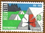 Stamps Switzerland -  ACAMPADA