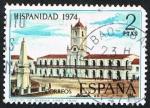 Stamps Spain -  CABILDO DE BUENOS AIRES 1829