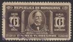 Sellos de America - Honduras -  Tomás Estrada Palma.