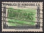 Stamps Honduras -  ESTADIO NACIONAL.