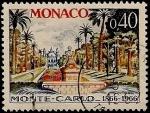 Sellos de Europa - Mónaco -  Monte Carlo