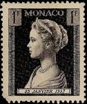 Sellos de Europa - Mónaco -  Princesa Grace