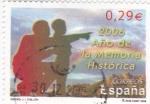 Stamps Spain -  Año de la memória Histórica   (R)