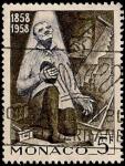 Stamps Europe - Monaco -  Carpintero