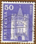Stamps Europe - Switzerland -  BASEL