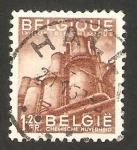 Sellos de Europa - Bélgica -  762 - Exportacion de industria quimica
