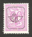 Stamps Belgium -  1942 - León heráldico