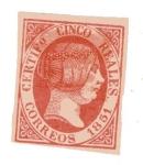 Stamps Europe - Spain -  EDIFIL-9