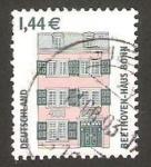 Sellos de Europa - Alemania -  2134 - Casa de Beethoven en Bonn