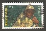 Stamps United States -  Willie Stargell, jugador de béisbol