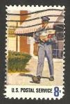 Stamps United States -  990 - En honor a los 700.000 empleados de Correos