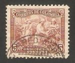 Stamps Colombia -  364 - Recolección del café