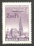 Stamps Hungary -  300 - Catedral de Saint Etienne