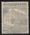Sellos de America - Venezuela -  OFICINA DE CORREOS, CARACAS
