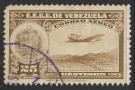 Sellos de America - Venezuela -  LA GUAIRA.