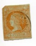 Stamps Europe - Spain -  EDIFIL-52u