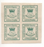 Stamps Europe - Spain -  EDIFIL-130