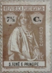 Stamps : Europe : Portugal :  s.tome e principe