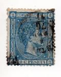 Stamps Europe - Spain -  EDIFIL-164