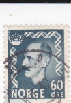 Stamps Norway -  HAAKON  VII